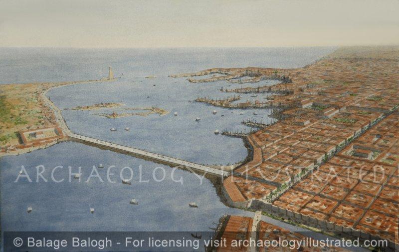 Alexandria - Archaeology Illustrated
