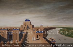 Assur, the Religious Capital of Assyria and the River Tigris, 7th century BC - Archaeology Illustrated
