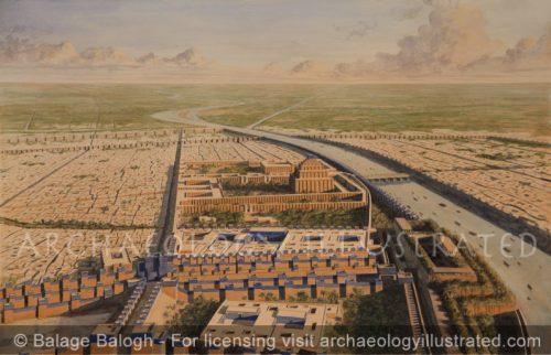 Babylon, 6th Century BC - Archaeology Illustrated