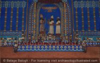 Babylon, Nebuchadnezzar's Throne Room, 6th century BC - Archaeology Illustrated