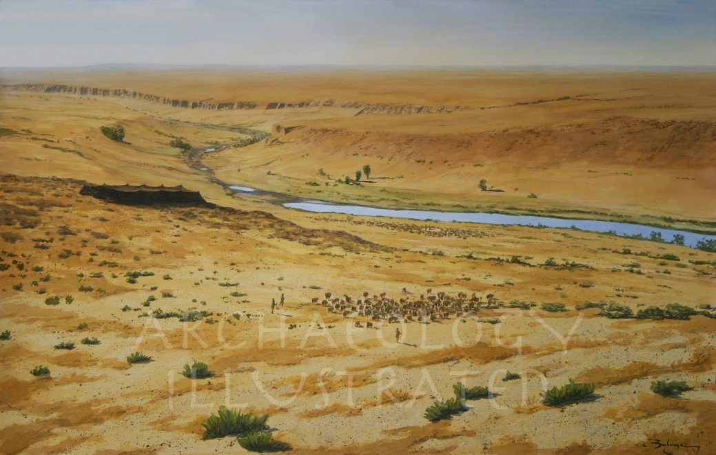 Beersheva in the Time of the Patriarchs and Matriarchs - Archaeology Illustrated
