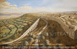 Bethlehem in the 1st century AD - Archaeology Illustrated