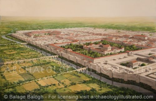 Damascus in the Roman Period - Archaeology Illustrated