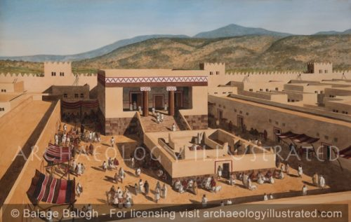 Dan, Northern Israel, The Cult Place of the Northern Kingdom - Archaeology Illustrated
