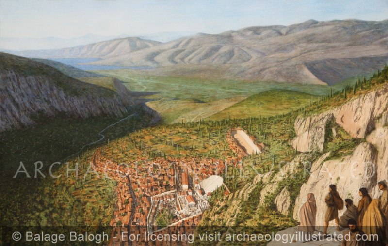 Delphi, Greece, The Most Revered Oracle of the Ancient World - Archaeology Illustrated