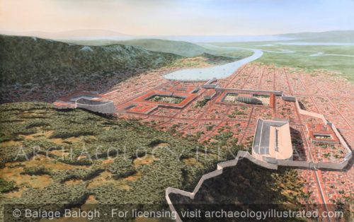 Ephesus, Western Turkey, 2nd Century AD - Archaeology Illustrated