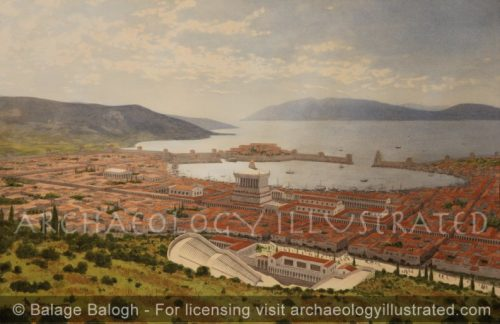 Halicarnassus, South-West Coast of Turkey, a Wealthy Greek City, 3rd Century BC - Archaeology Illustrated