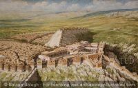 Hattusha, Capital of the Hittite Empire, The Acropolis. North-Central Turkey, Around 1250 BC - Archaeology Illustrated