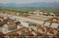Hieropolis, Western Turkey, City Center. Laodicea Across the Plain - Archaeology Illustrated