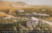 Jericho, Herod's Winter Palace and Balsam Tree Plantations, 1st  Century BC - Archaeology Illustrated