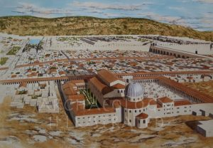 Jerusalem, Church of the Holy Sepulcher, 4th century AD - Archaeology Illustrated