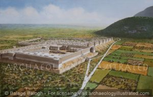 Jezreel (Yezreel), Capital of Israel, 8th century BC - Archaeology Illustrated