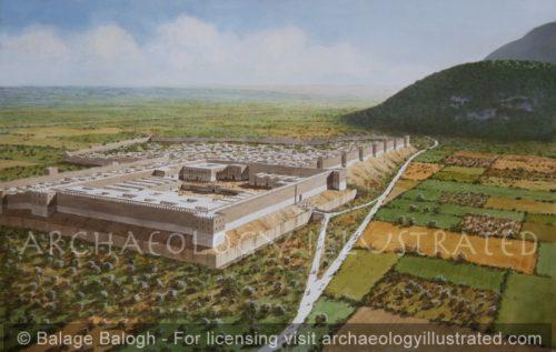 Jezreel (Yezreel), Capital of Israel, 8th century BC - Archaeology Illustrated