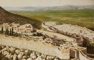 Mycenae, Southern Greece, The Citadel and the Plain of Argos, 1250 BC - Archaeology Illustrated