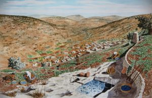 Nazareth, Israel, 1st Century AD - Archaeology Illustrated