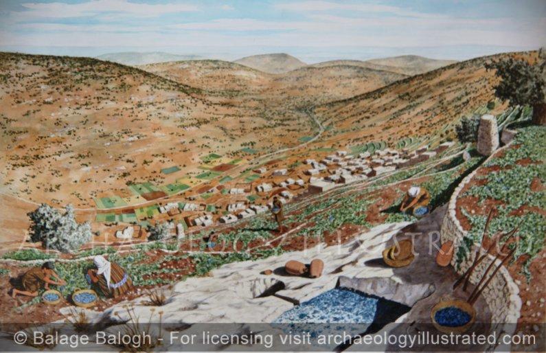 Nazareth  Israel  1st Century Ad  U2013 Archaeology Illustrated