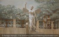 Nike of Samothrace, Greece, 2nd century BC - Archaeology Illustrated