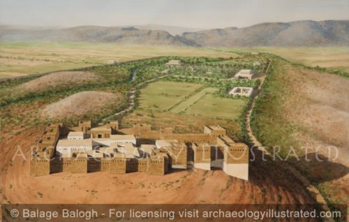 Pasargade, Ceremonial Capital of Persia, The Citadel, 6th century BC - Archaeology Illustrated