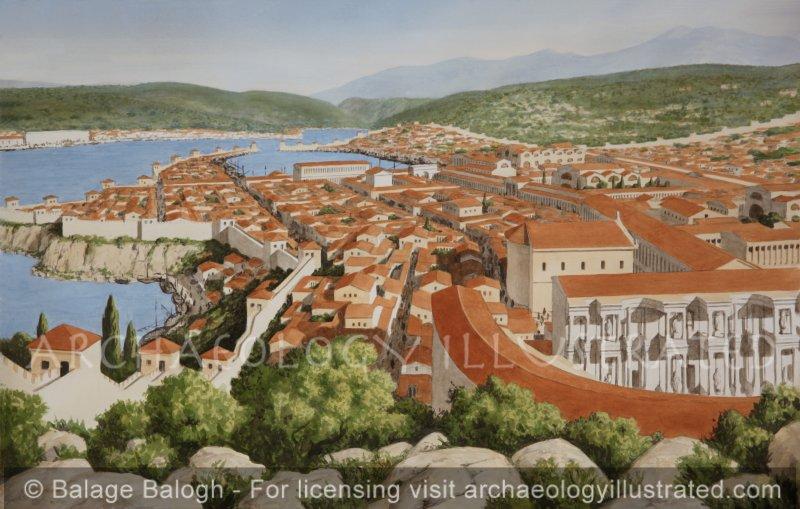 Patara, South-western Turkey, 2nd century AD - Archaeology Illustrated