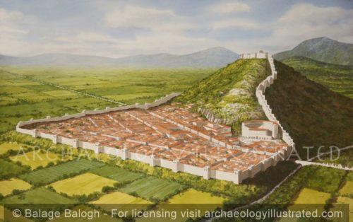 Philippi, Northern Greece, 1st Century AD - Archaeology Illustrated