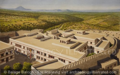 Pylos Palace - Archaeology Illustrated