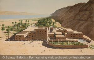 Qumran - Archaeology Illustrated