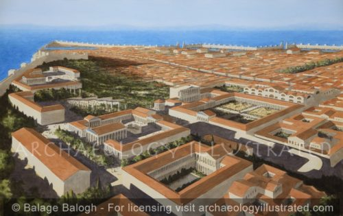 Rhodes, Wealthy Greek City State in the Roman Period - Archaeology Illustrated