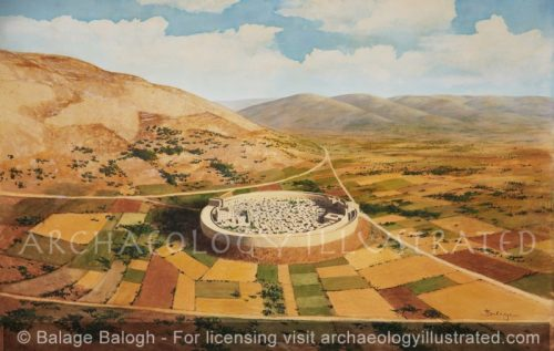 Shechem in the Late Bronze Age - Archaeology Illustrated
