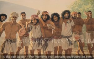Sons of Jacob - Archaeology Illustrated