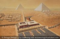 The Giza Pyramids - Archaeology Illustrated
