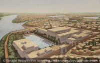Avaris, the City of Israelite Slavery in the Nile Delta, Egypt, Governor's Palace During the 18th Dynasty - Archaeology Illustrated