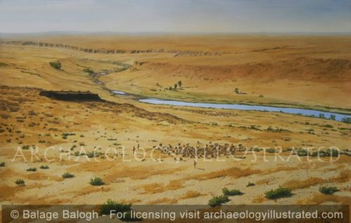Beersheva in the Time of Abraham and Isaac - Archaeology Illustrated