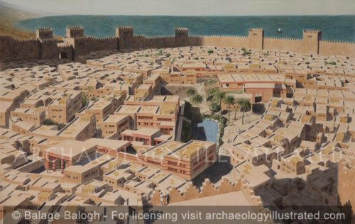 Byblos, Phoenicia, In the Late Bronze Age - Archaeology Illustrated