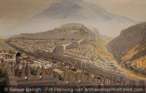 Mycenae, The City that Passed into Legend and Gave its Name to an Era. Around 1250 BC - Archaeology Illustrated