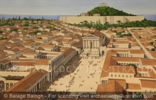 Cumae, The Bay of Naples Area - Archaeology Illustrated