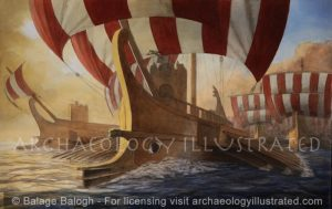 Roman Warships - Archaeology Illustrated
