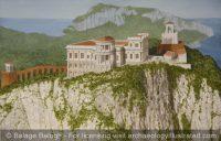 Villa Jovis of Emperor Tiberius on the Island of Capri, AD 27 - Archaeology Illustrated
