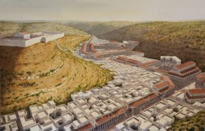 Amman, Jordan in the Roman Period - Archaeology Illustrated