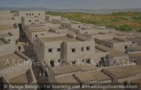 Sepphoris, Upper Western Slope in the Late Roman Period - Archaeology Illustrated