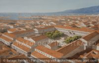 Smyrna, Today's Izmir, Forum, City Center and Harbor, Western Turkey, 2nd c. AD - Archaeology Illustrated