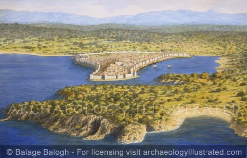 The Greek Colony of Massalia, Today's Marseille, France - Archaeology Illustrated