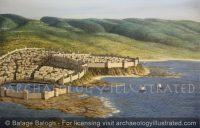 Byblos, Phoenicia, Late Afternoon - Archaeology Illustrated