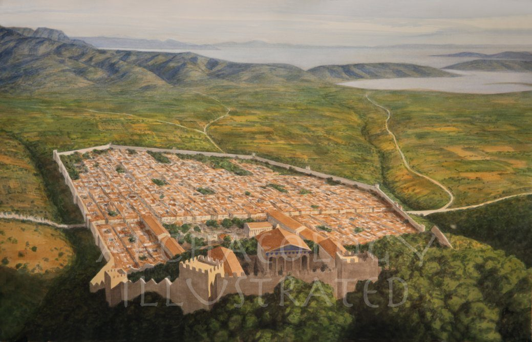 Troezen, Greece, Home Town of Theseus - Archaeology Illustrated