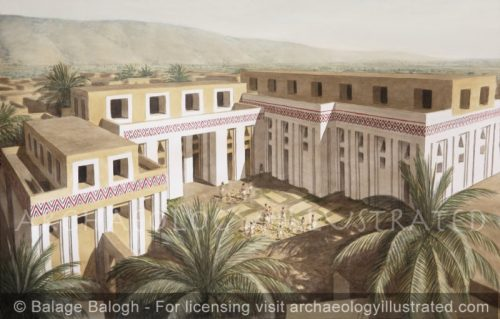 Tepe Gawra, Northern Mesopotamia. The Late Ubaid Period Temple Complex, around 4200 BC - Archaeology Illustrated