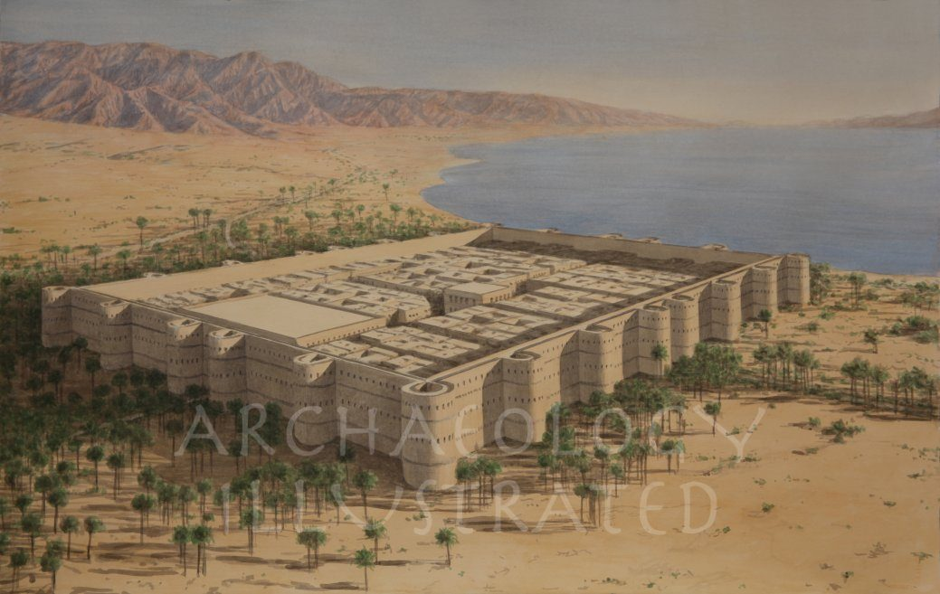 Aqaba, Jordan and the Red Sea.  Ancient Ayla in the Umayyad and Abbasid Periods, 7-9th Centuries AD - Archaeology Illustrated