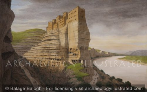 Hasankeyf, Ancient Keyfa on the Tigris River in Eastern Turkey in the Bronze and Iron Age - Archaeology Illustrated