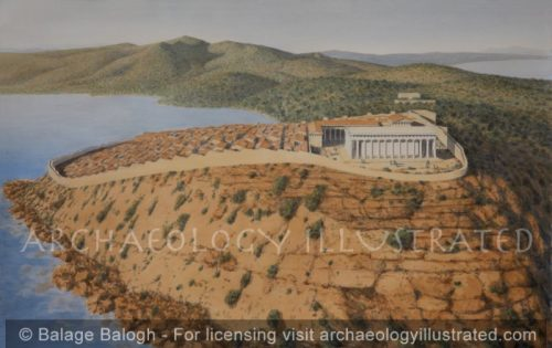 Sounion and the Temple of Poseidon, Greece - Archaeology Illustrated