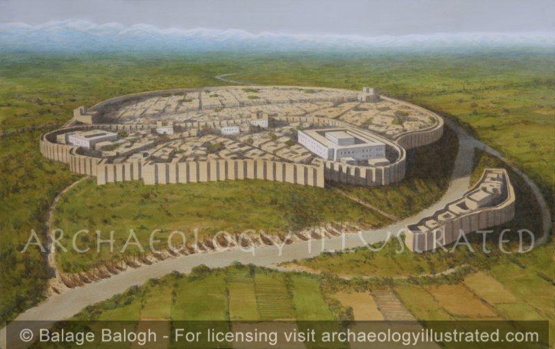 Tarsus, Biblical Tarshish in Coastal Cilicia, Southern Turkey, Late Bronze Age, Hittite Period - Archaeology Illustrated