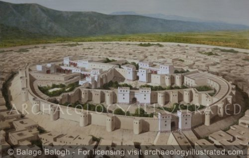 The Regional Capital of Sam'al (Today's Zincirli) and the Amanus Mts. 9-7th centuries BC, Vassal of the Assyrian Empire - Archaeology Illustrated