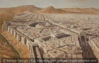 Palmyra, Syria in the Roman Period. City Center, 3rd-4th centuries AD - Archaeology Illustrated